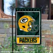 Green Bay Packers Football Garden Banner Flag