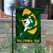Green Bay Packers Titletown USA Garden Flag