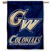 GW Colonial House Flag