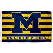 Hail to the Victors Flag