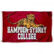 Hampden Sydney Tigers Flag