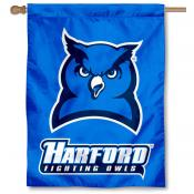 Harford College Fighting Owls House Flag