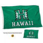 Hawaii Warriors Flag