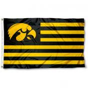 Hawkeye Nation Flag