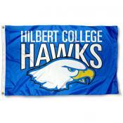 Hilbert College Hawks Flag
