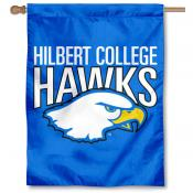 Hilbert College Hawks House Flag