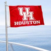 Houston Cougars Boat and Mini Flag
