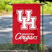 Houston Cougars Double Sided Yard Flag