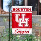 Houston Cougars Garden Flag