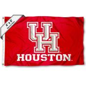 Houston Cougars Large 4x6 Flag