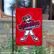 Houston Cougars Shasta Mascot Garden Flag