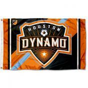 Houston Dynamo Outdoor Flag