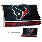 Houston Texans Allegiance Flag