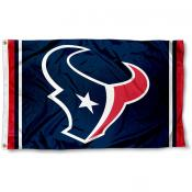 Houston Texans Logo Flag