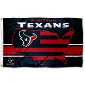Houston Texans USA Country Flag