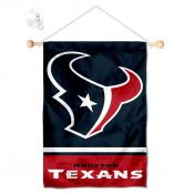 Houston Texans Window and Wall Banner