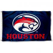 Houston UH Cougars Flag