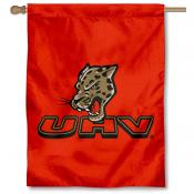 Houston Victoria Jaguars House Flag