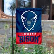 Howard Bison Garden Flag