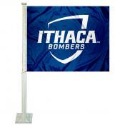 IC Bombers Logo Car Flag