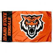 Idaho State Bengals New Logo Flag