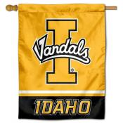 Idaho Vandals Gold Banner Flag