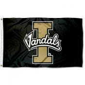 Idaho Vandals Metallic Gold Flag