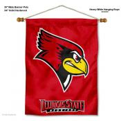 Illinois State Redbirds Wall Banner