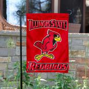 Illinois State University Garden Flag