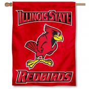 Illinois State University House Flag