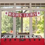 Indiana Hoosiers Banner String Pennant Flags