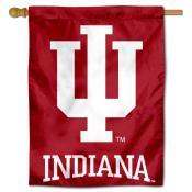 Indiana Hoosiers Logo Banner Flag