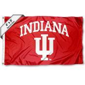 Indiana University 4x6 Flag