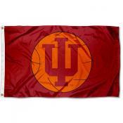Indiana University Basketball Flag