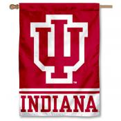 Indiana University Hoosiers Double Sided Banner