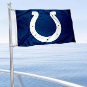 Indianapolis Colts Boat and Nautical Flag