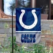 Indianapolis Colts Garden Flag