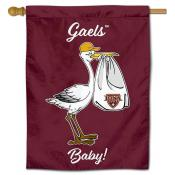 Iona College Gaels New Baby Flag