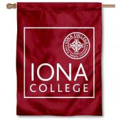 Iona College House Flag
