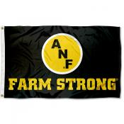 Iowa Hawkeyes Farm Strong Flag