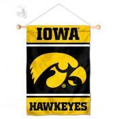 Iowa Hawkeyes Window and Wall Banner
