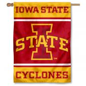 Iowa State Cyclones Double Sided Banner