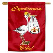 Iowa State Cyclones New Baby Flag
