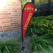 Iowa State Cyclones Small Feather Flag