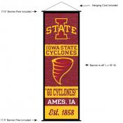 Iowa State University Decor and Banner