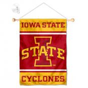 Iowa State Window and Wall Banner