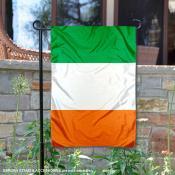 Ireland Double Sided Garden Flag