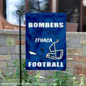Ithaca College Helmet Yard Flag
