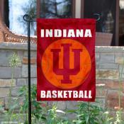 IU Hoosiers Basketball Garden Banner