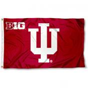 IU Hoosiers Big Ten Flag